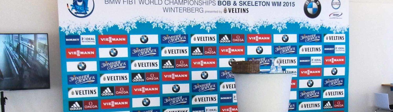 Sportsponsoring,Triceps, Event, Bob-WM, Winterberg