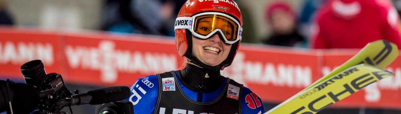 Sportsponsoring,Triceps, Event, Skispringen, Oberstdorf