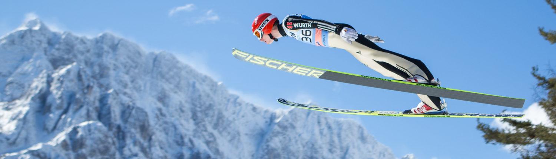 Sportsponsoring; Triceps; Skispringen