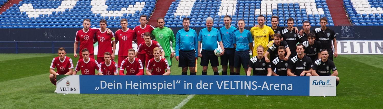 Sportsponsoring; Triceps; Schalke; Fußball