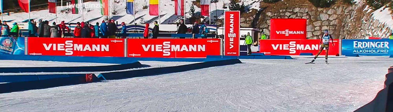 Sportsponsoring,Triceps, Viessmann, Biathlon