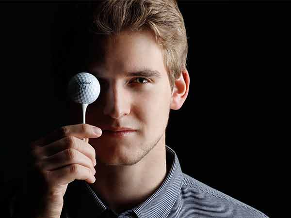 Sportsponsoring,Triceps, Athletenmanagement, Maximilian Querling, Golf