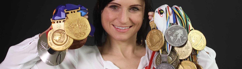 Sportsponsoring,Triceps, Athletenmanagement, Andrea Henkel , Biathlon