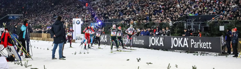 Wintersport; Sportsponsoring; Triceps, Schalke; Biathlon
