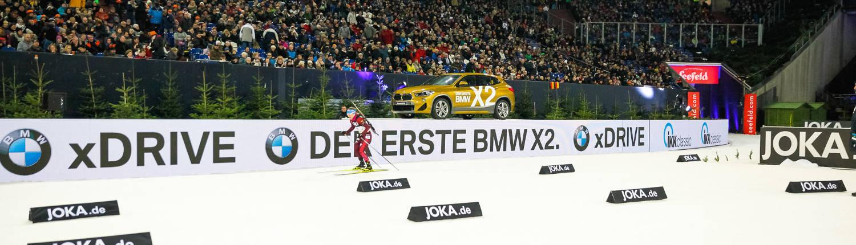 Wintersport; Sportsponsoring; Triceps; Schalke; Biathlon
